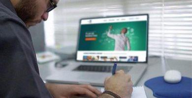 aula virtual academias